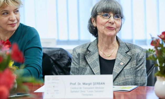 Prof. Dr. Margit Șerban: Nu putem pedepsi pacienții pentru greșelile specialiștilor