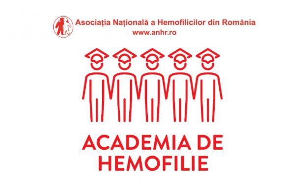 """""""Academia de Hemofilie"""" a ajuns la cea de-a V-a ediție"""