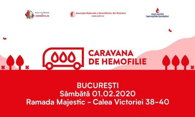 Caravana de Hemofilie – Bucuresti, 2020