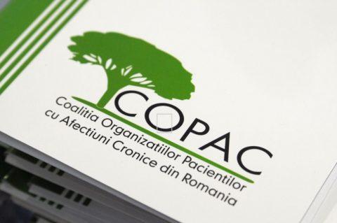COPAC a lansat un ghid pentru pacienţii cronici în contextul pandemiei cu SARS-CoV-2