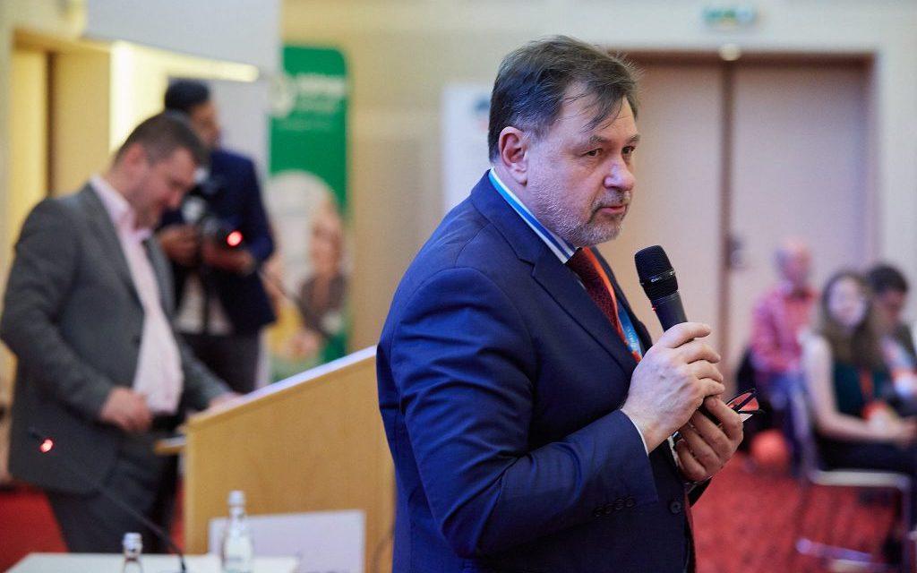 Prof. Dr. Alexandru Rafila, Președinte, Societatea Română de Microbiologie: Finalul crizei va fi în doi ani, dar, treptat, trebuie să revenim la normal