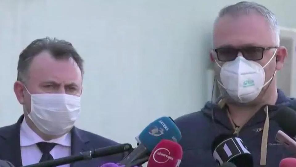Adrian Ionel (UNIFARM): Ceea ce distribuim la nivelul spitalelor ajunge pentru cel puţin două luni şi jumătate din această perioadă