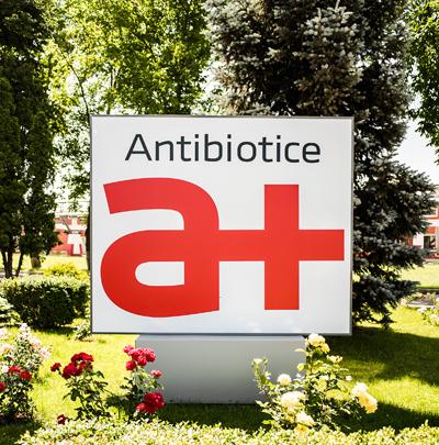 Exporturile din primele șase luni au susținut afacerile Antibiotice în plină pandemie