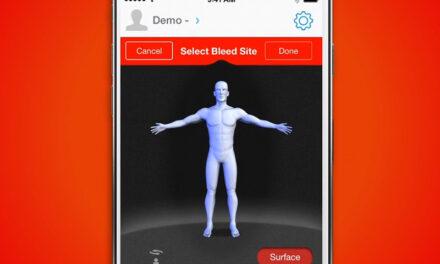 Rolul aplicațiilor mobile în gestionarea hemofiliei