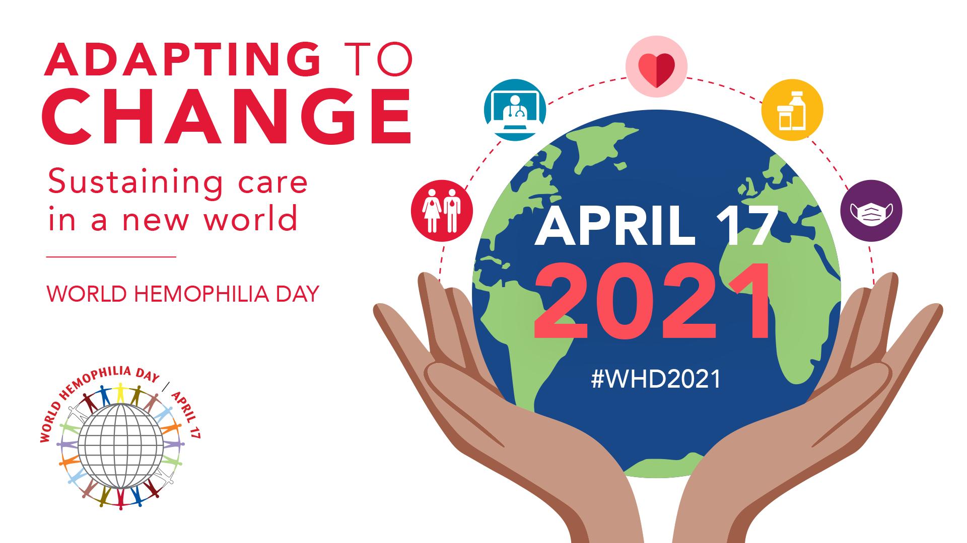 Ziua Mondială a Hemofiliei 2021