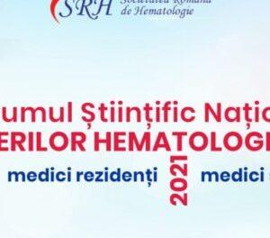 Forumul Științific Național al Tinerilor Hematologi, primul eveniment dedicat exclusiv tinerilor medici hematologi