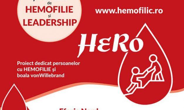 La începutul lunii septembrie s-a desfășurat cea de-a doua ediție a Școlii de leadership și hemofilie HeRo